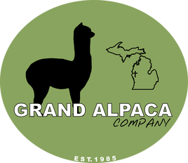 Alpacas in Michigan